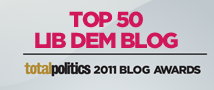 Lib Dem Top 50 Blogs 2011