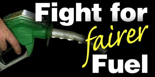 Fight For Fairer Fuel