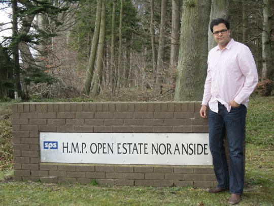 Sanjay At Noranside Prison