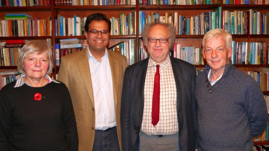 Angus & Mearns Select Sanjay Samani as their General Election candidate